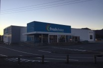 Fresh Choice Takaka – Largest single installation of HD labels in New Zealand.