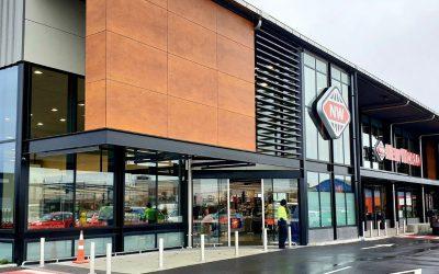 New innovative store: New World Durham