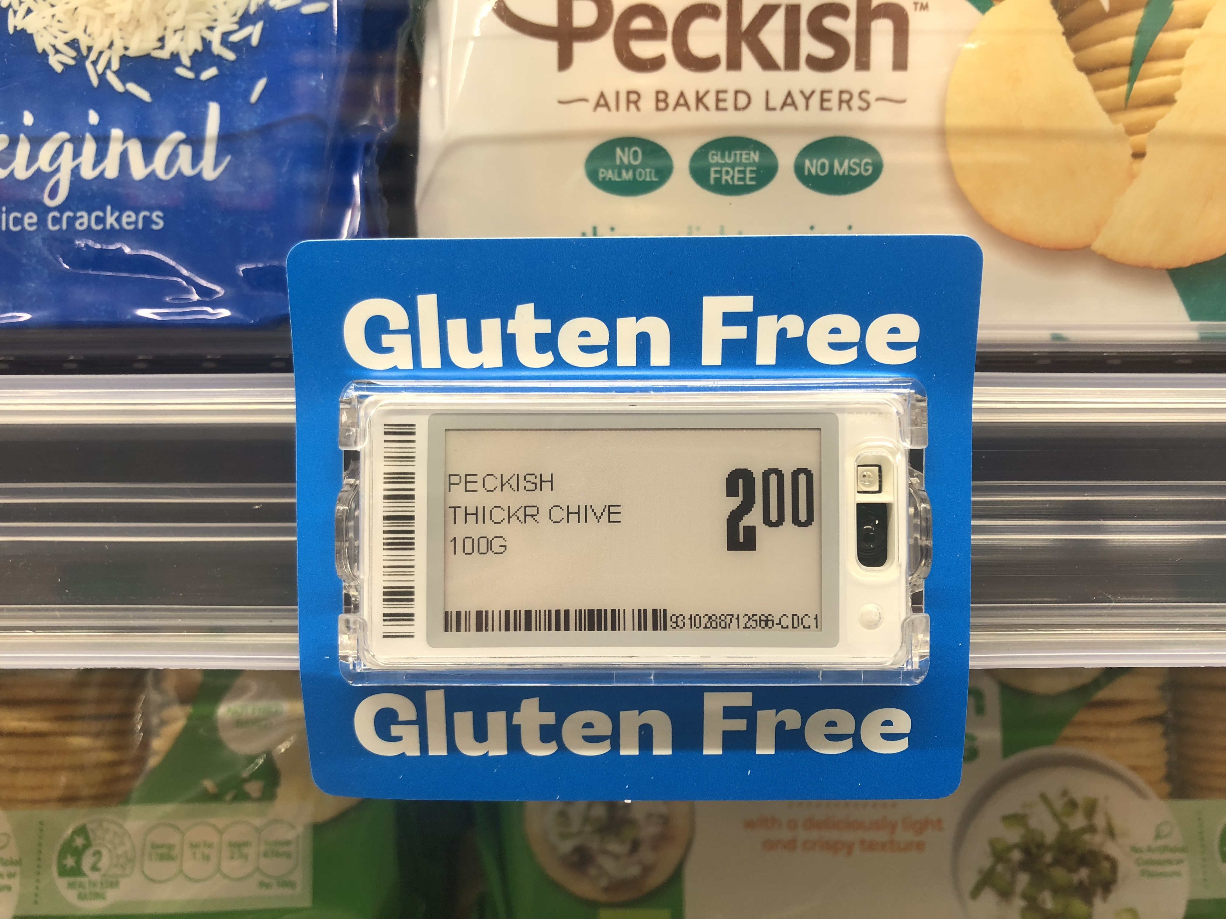 Gluten Free Surrounds
